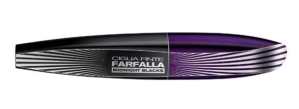 L'oreal presenta CIGLIA FINTE FARFALLA MIDNIGHT BLACKS #loreal #mascara #beauty #makeup - http://www.tentazionemakeup.it/2013/10/loreal-presenta-ciglia-finte-farfalla-midnight-blacks/ #Midnight #Viola