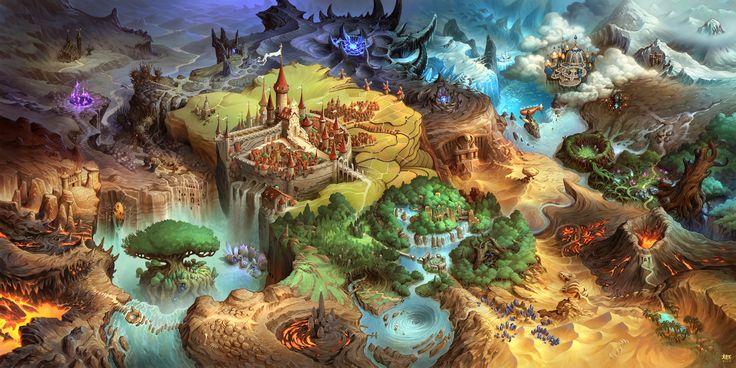 Dungeon Hunter V — Jonathan Kirtz