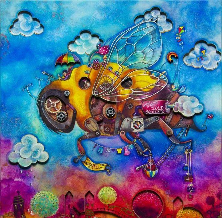 Beezyjet by Kerry Darlington