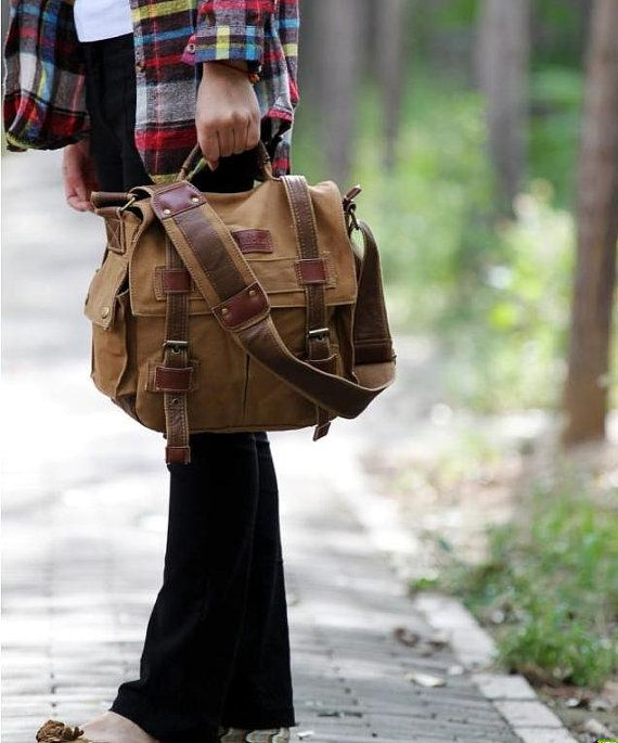 I WANT WANT WANT !!! Small CANVAS Camera Bag    shoulders canvas by cameraleatherbelt, $56.00
