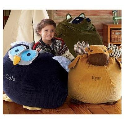 Old Potterybarn Bean Bags