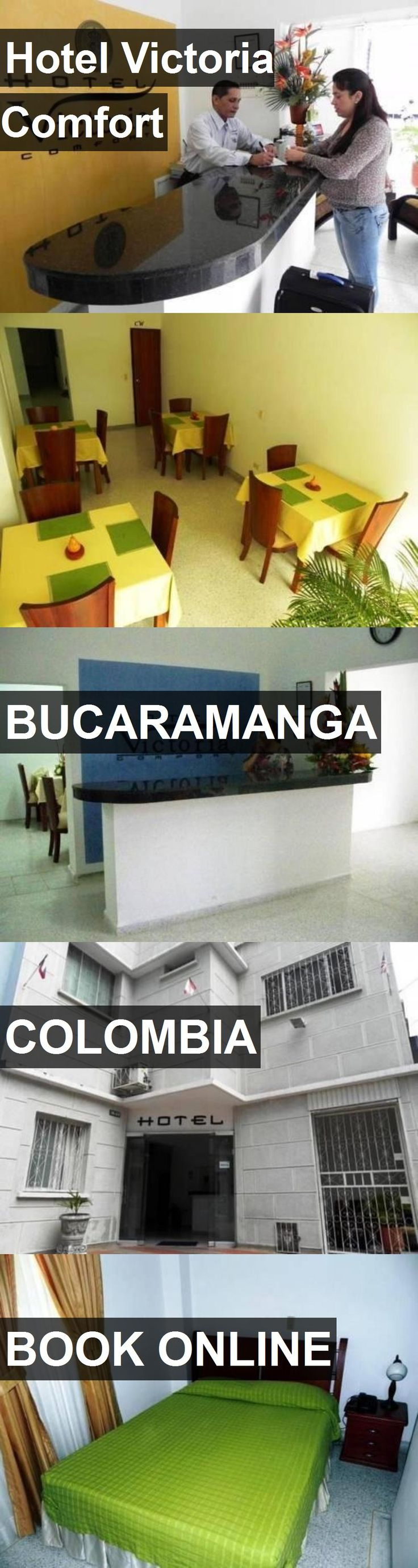 Hotel Hotel Victoria Comfort in Bucaramanga, Colombia. For more information, photos, reviews and best prices please follow the link. #Colombia #Bucaramanga #HotelVictoriaComfort #hotel #travel #vacation