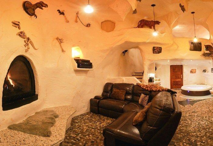 Exploring The Unknown In The Cave Unusual Hotels Hotel Interior Design Hotel Interior
