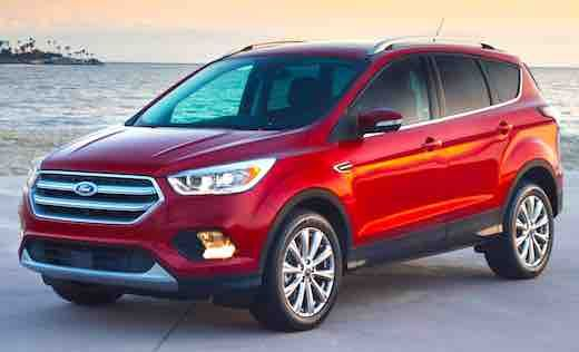 2020 Ford Escape Hybrid Redesign Mpg Limited