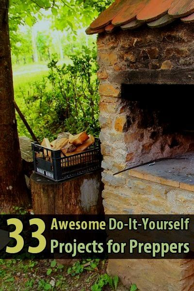 428 best preparedness projects images on pinterest survival 33 awesome do it yourself projects for preppers solutioingenieria Images