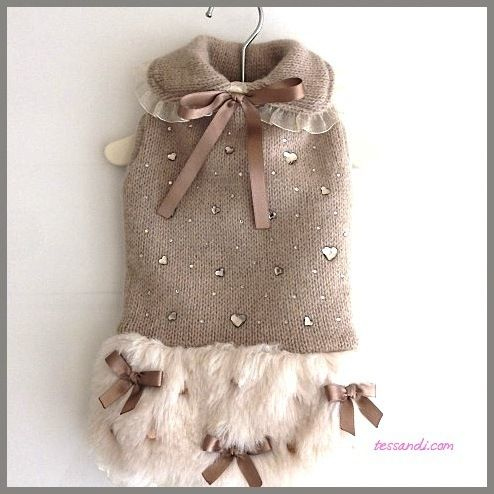 FOR PETS ONLY -PRINCESS SNOW DRESS -LIMITED EDITION