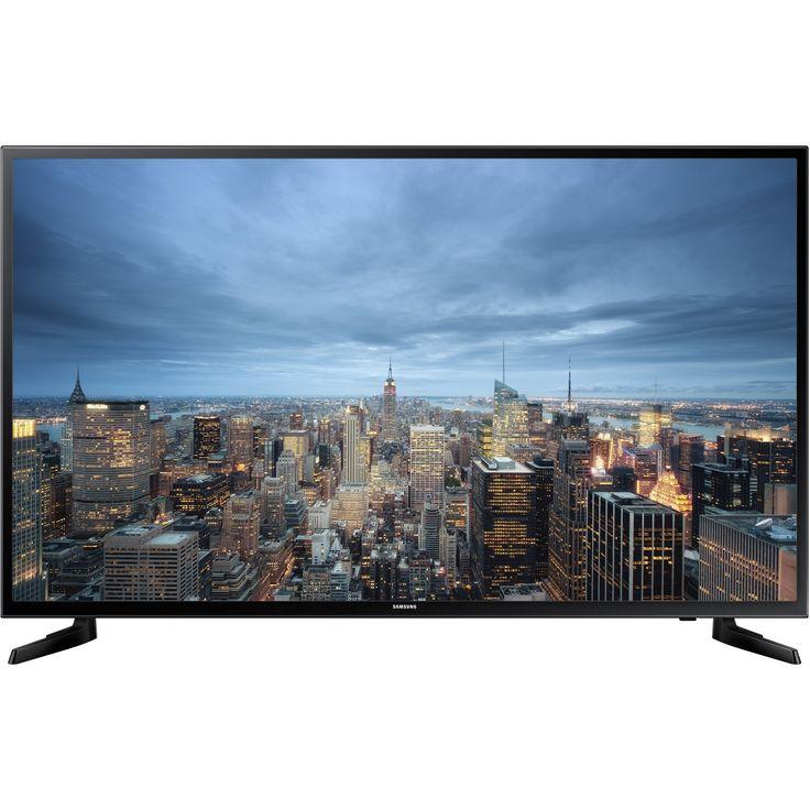 "Samsung 4K LED TV: Smart Features, Apps £499 40"""
