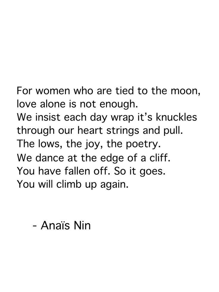 Letter From Anais Nin To Clementine Von Radics Anais Nin Anais