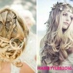 Wedding Hairstyles for Long Hair 2016 #weddinghairstylesforlonghair #weddinghairstyles2016 #weddinghairstyles #wedding #hairstyles