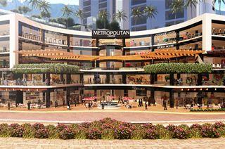 Render 3D Metropolitan Center Centro Comercial