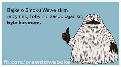 Prawdziwa Buka: Bajka o Smoku Wawelskim