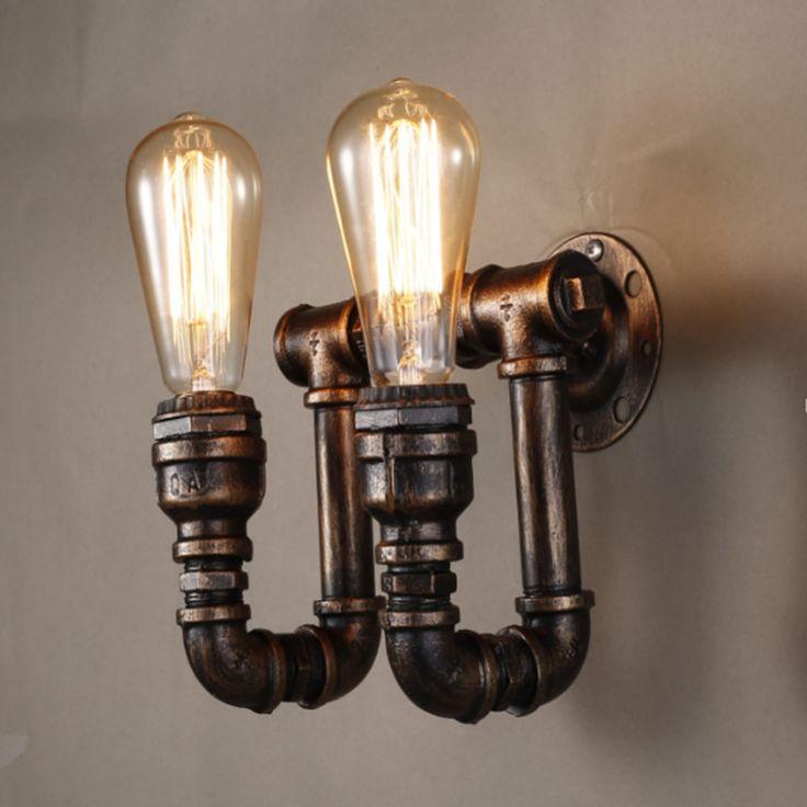 Les 25 meilleures id es concernant ampoule led pas cher sur pinterest ampou - Lampe style industriel pas cher ...