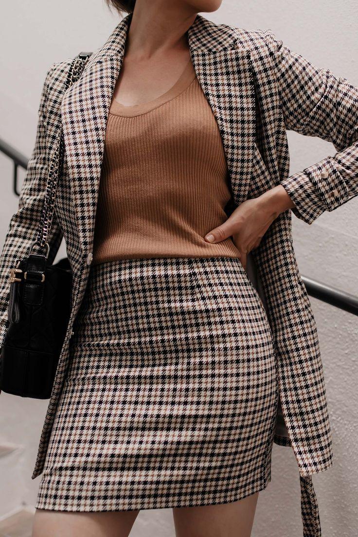 Zweiteiler Outfits: 5 schöne Kombinationen für Büro und Alltag