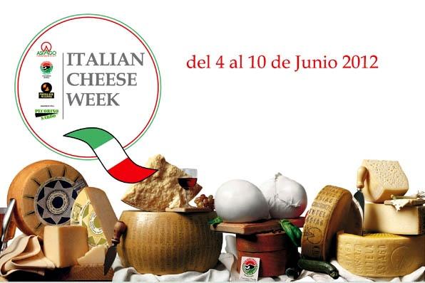 Italian Cheese Week: cuatro reconocidos quesos italianos serán los protagonistas | Menús, jornadas gastronómicas y temáticos Madrid, Seminarios, menús y bibliografía alrededor de algunas de las DOP queseras italianas - A FUEGO LENTO