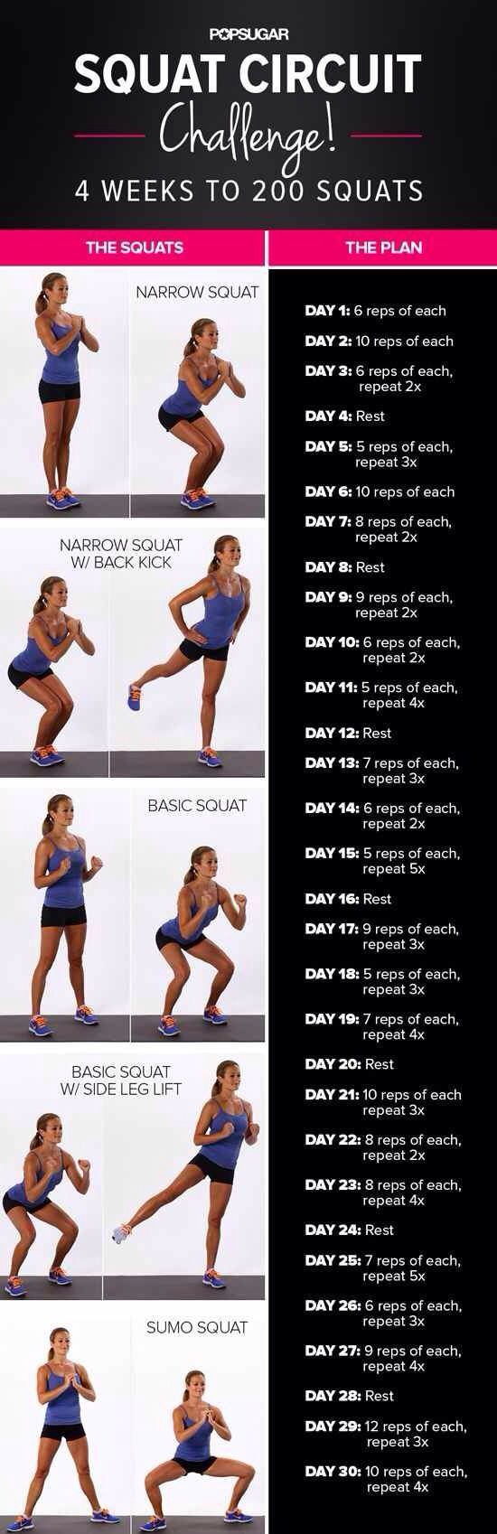 Do this twice a day morning before work or school at night before bed do a workout before you shower if you shower before your muscles have relaxed and your to calm and lazy to work out!