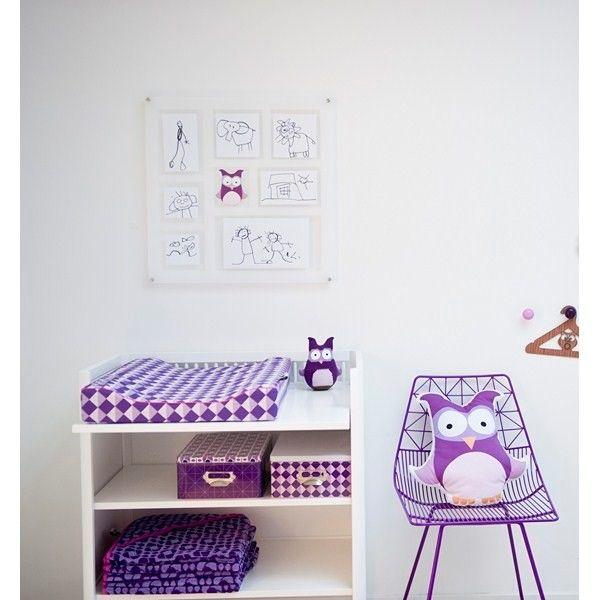 Inspiration - baby room - Sebra