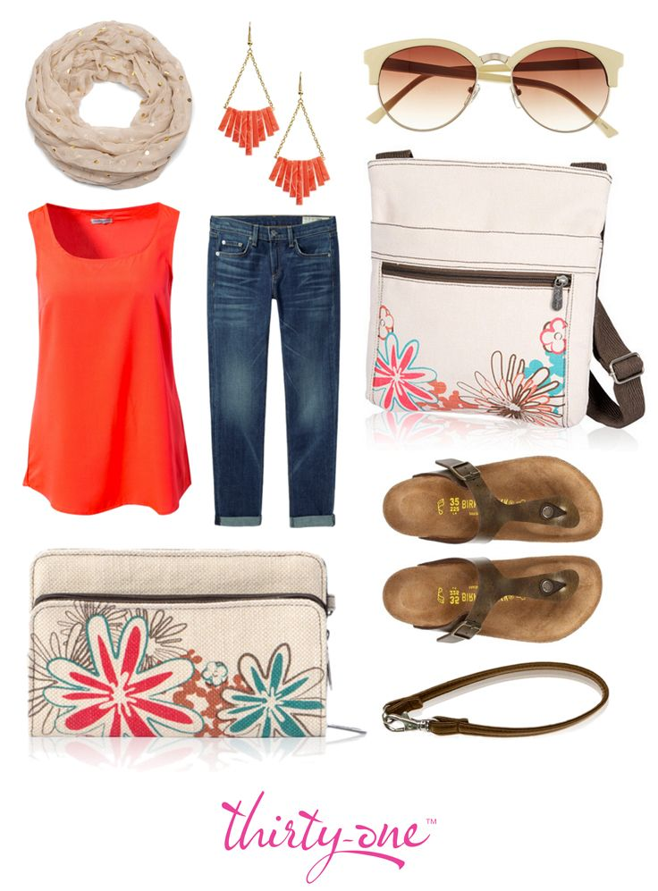 Running errands never looked so good – match your Organizing Shoulder Bag to your Free to Be Soft Wallet!
