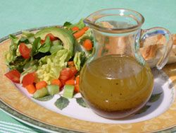 online shopping new york Basic Vinaigrette Dressing  Recipe