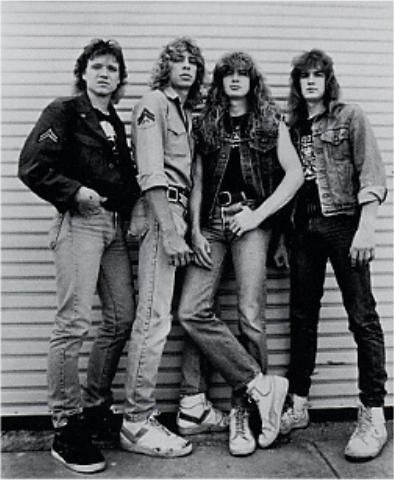 80s Megadeth is the shit