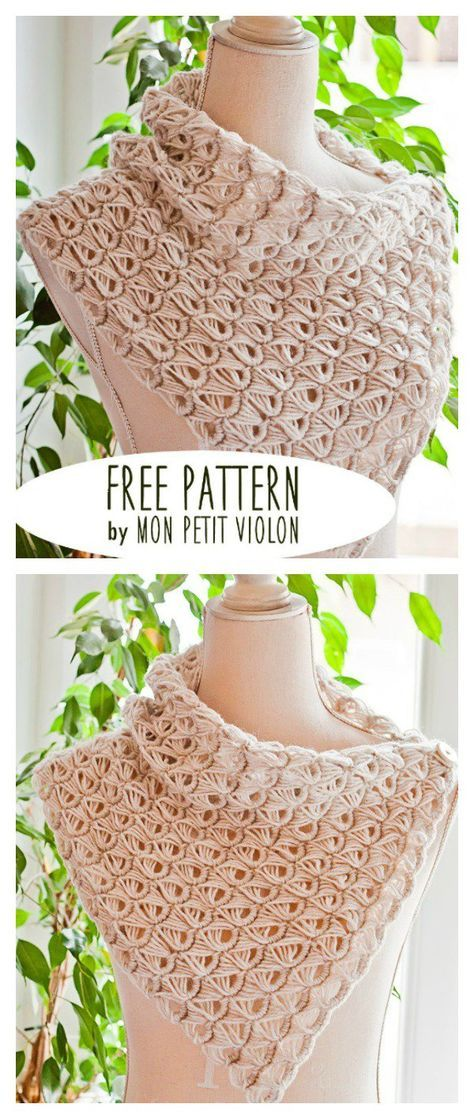 Broomstick Lace Cowl Free Pattern Pinterest Broomstick Lace