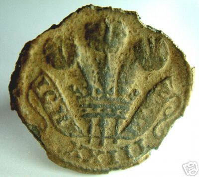 Metal Detector find of the 1700s