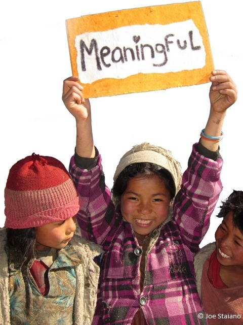 Meaningful Trips offers a Annapurna Highlights and Annapurna Sanctuary treks.   We support EWN, Empowering Women of Nepal