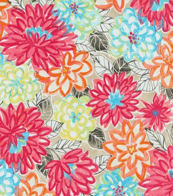 Outdoor Fabric-Matisse Dance Watermelon