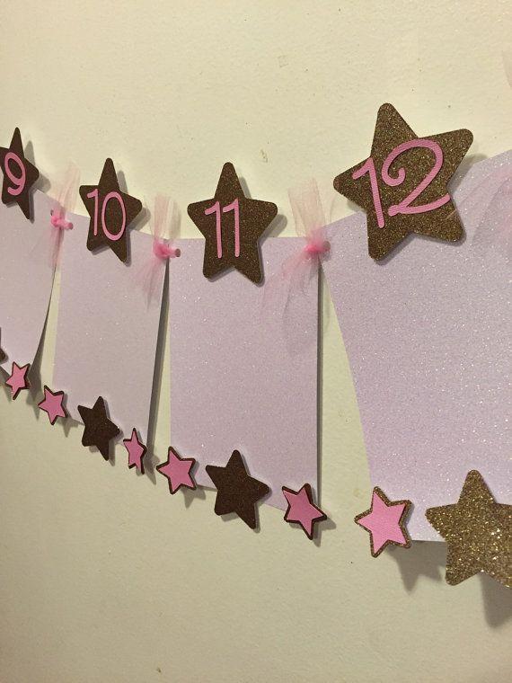 Twinkle twinkle little star photo banner