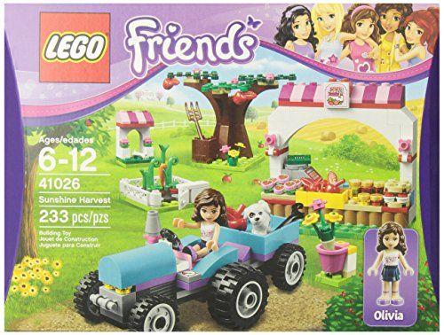 LEGO Friends 41026 Sunshine Harvest LEGO http://smile.amazon.com/dp/B00GV2FQ4Q/ref=cm_sw_r_pi_dp_984yub16K4PZQ