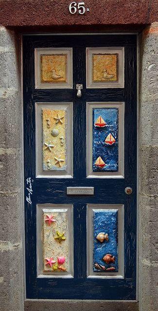 Funchal door by photozen48, via Flickr.com