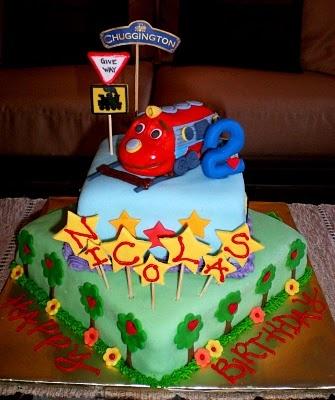 33 best Joshuas birthdays images on Pinterest Chuggington
