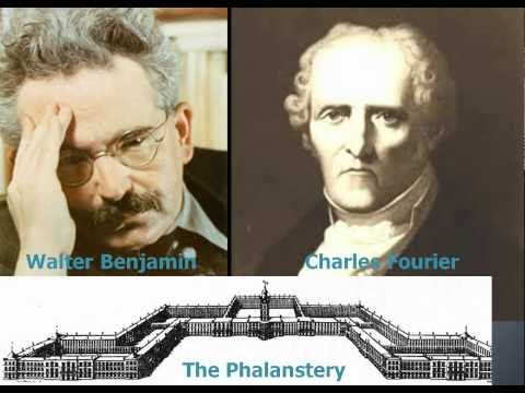 """Walter Benjamin - """"Fourier or the Arcades"""" - YouTube"""