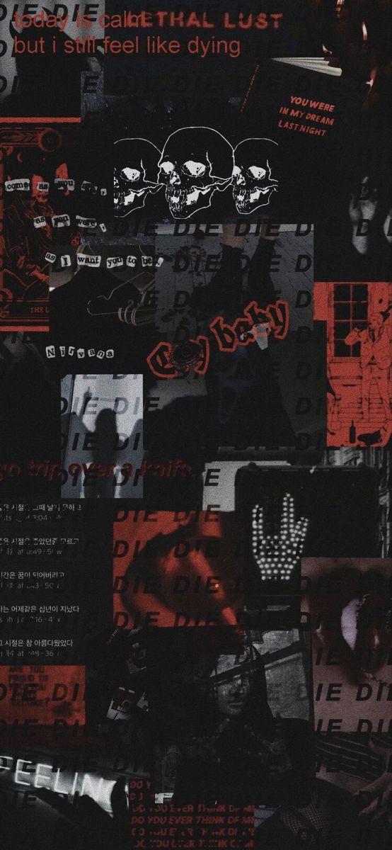 Black Wallpaper In 2021 Black Aesthetic Wallpaper Scary Wallpaper Iphone Wallpaper Grunge Black aesthetic wallpaper cool aesthetic