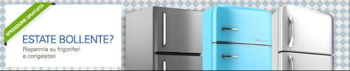 Mi sa che ora di cambiare! Anche perché il mio vecchio frigo emana più calore che altro… #monclickebay#ad