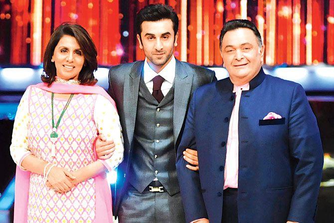 Ranbir Kapoor Height, Weight, Wiki, Age, Family Biography | Ranbir ...