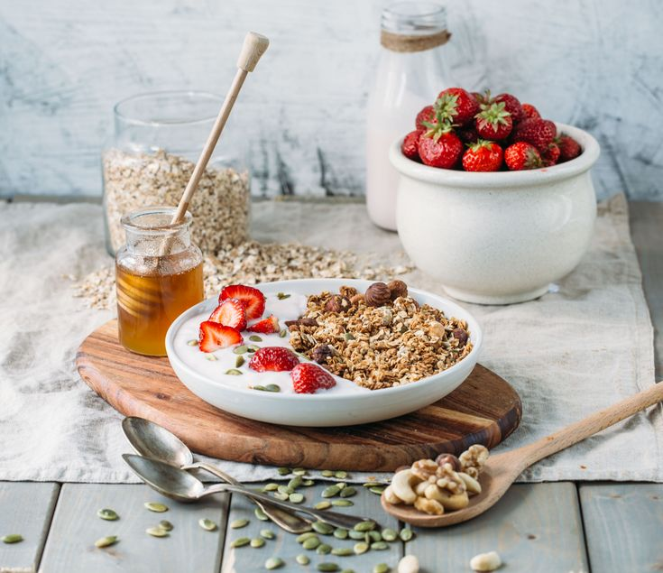 Bezglutenowa granola - domowy przepis, fot. Fotolia