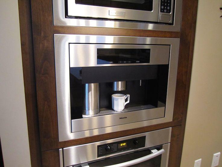Miele Coffee Maker Trim Kit : Miele Coffee Maker Trim Kit Frigidaire Microwave Trim Kit TrimKits USA Coffee Maker Trim Kits ...