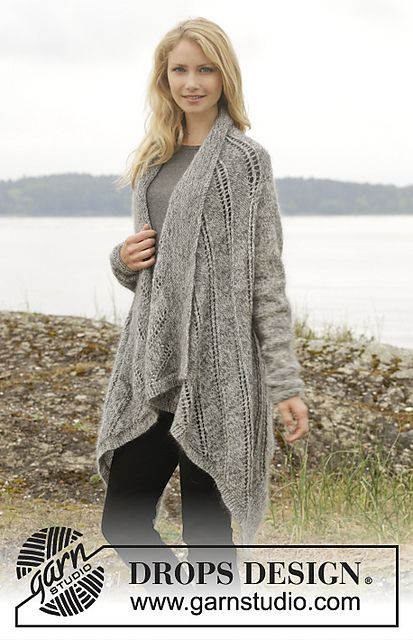 Ravelry: 156-25 First in Line pattern by DROPS design