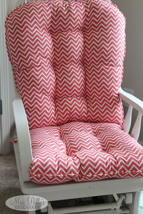 Bedroom Swing Chair Posture Care Adelaide Glider Cushions/rocker Cushions/ Rocking Rocker Cushions | Nursery Color ...