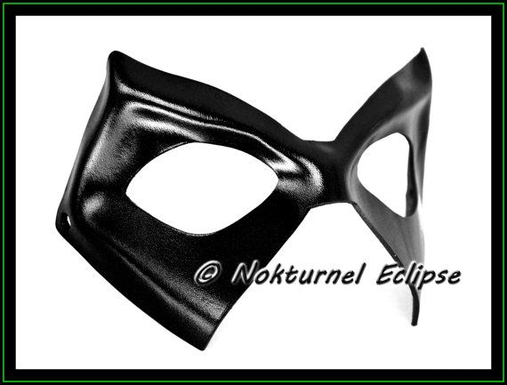The Comedian Black Leather Mask UNISEX Watchmen Ms Marvel Superhero Comic Con Cosplay Anime Halloween Costume on Etsy, $34.99
