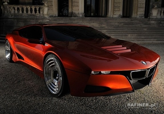 BMW M1 - Isn't it fantastic?