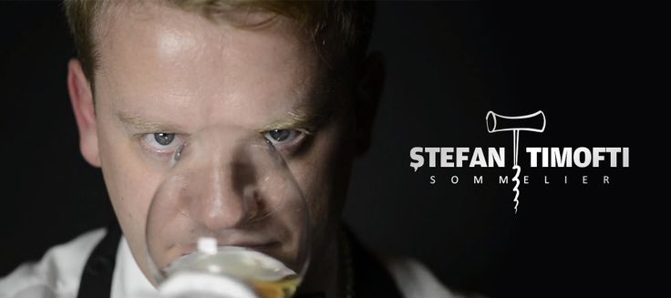 proudly presenting Stefan Timofti logo concept  professional sommelier http://www.stefantimofti.com/