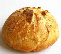 Provident Living and Me: RECIPE - 5 Minute, No Knead, Dutch Oven Bread Sheepherder Bread