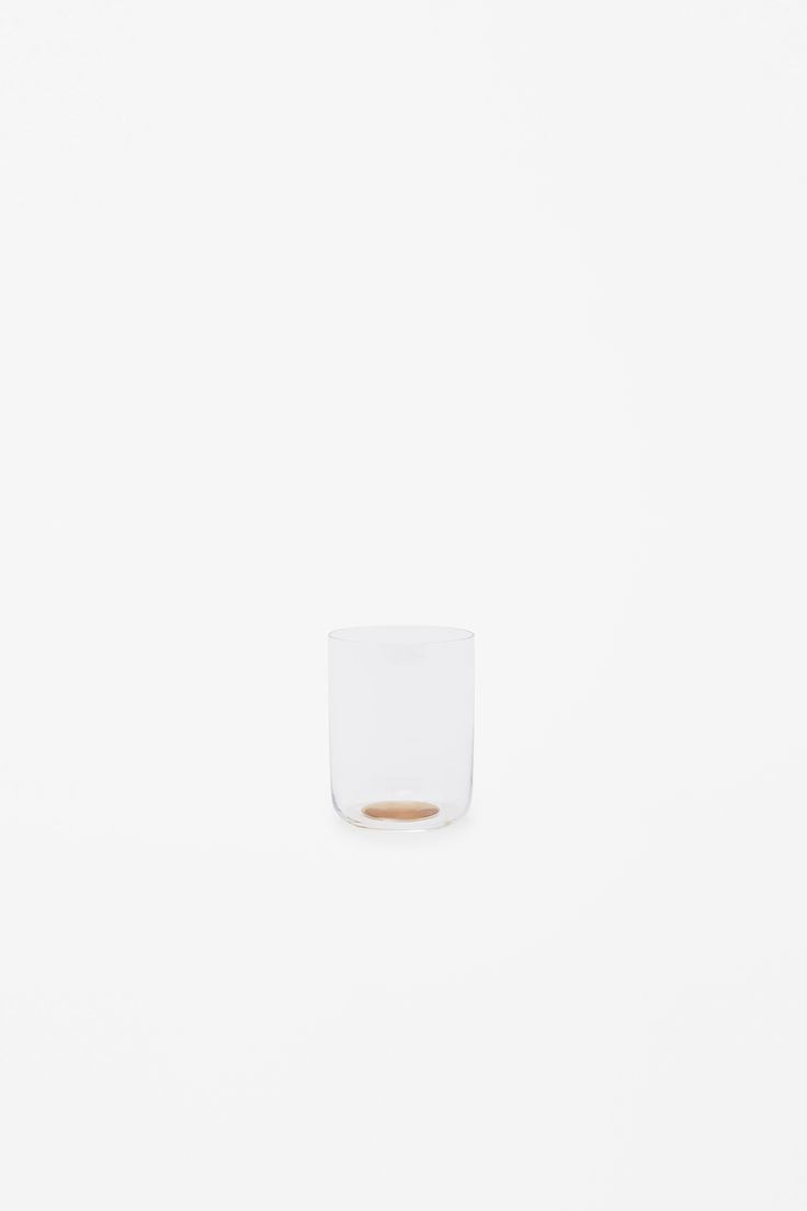 COS × HAY wishlist | Gold dot tumbler glasses