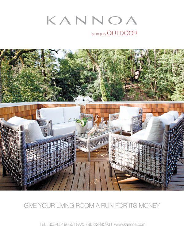 Casual Living Magazine : 77 best KANNOA Living images on Pinterest  Backyard ...