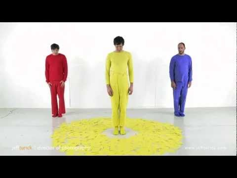 "Excellent video. OK Go - ""Primary Colors"" 