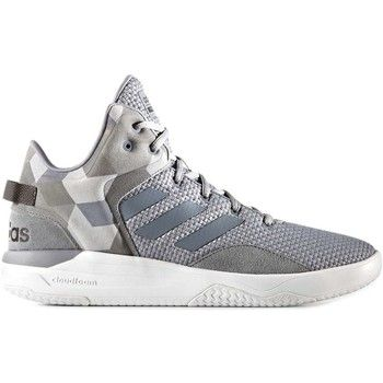 adidas NEO Hoops Premium Herren Men Freizeit Sneaker High Top Schuhe