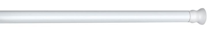 WENKO Teleskop Duschstange extra stark Weiß 110 - 245 cm  Description: Schnelles und einfaches Anbringen des Dusch- oder Badewannenvorhangs - die Teleskop-Duschstange löst flexibel das Problem von fehlenden Aufhängemöglichkeiten für Vorhänge insbesondere im Badezimmer. Die weiße Aufhangstange ist variabel von 110 bis 245 cm Breite einstellbar und einfach zwischen zwei Wände zu klemmen. Der Rohrdurchmesser von 28 cm passt für jeden Vorhang und sorgt für extra starken Halt. Die…