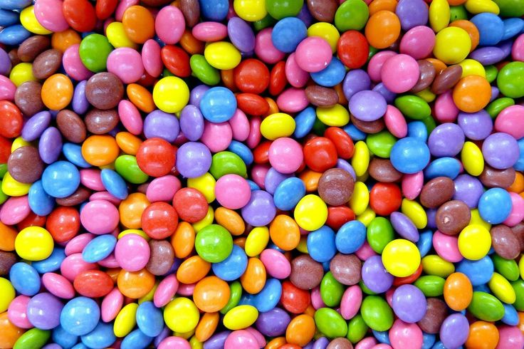 Gems!  #color #confectionery #food #sweet