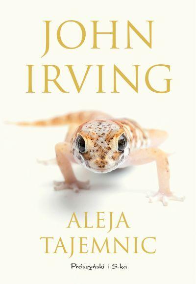Recenzja już jest! John Irving wciąż w formie!